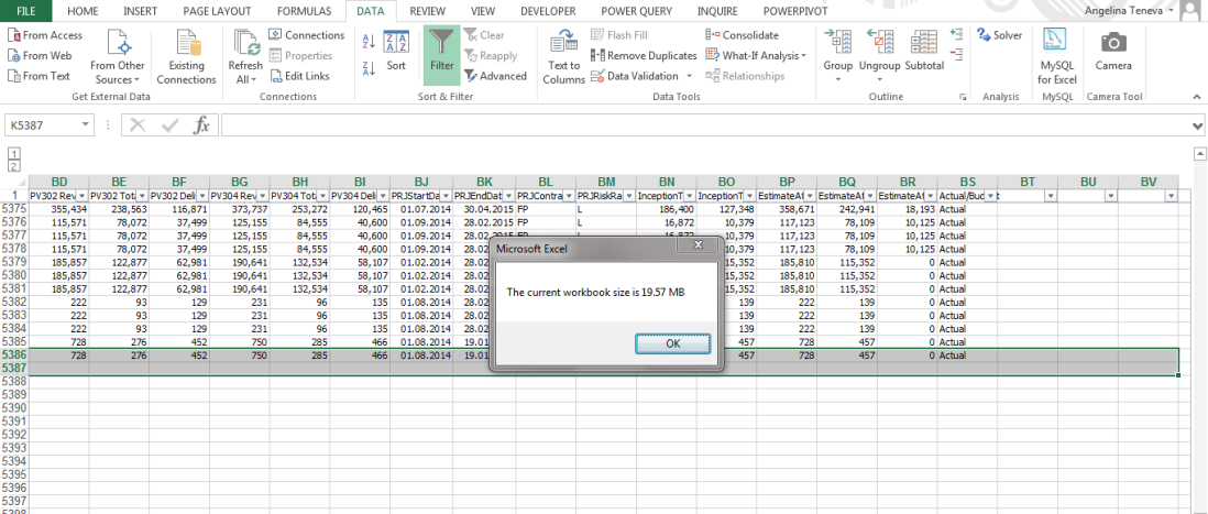 How Do I Quickly Get Rid of Unused Range with VBA? – Datageeking com